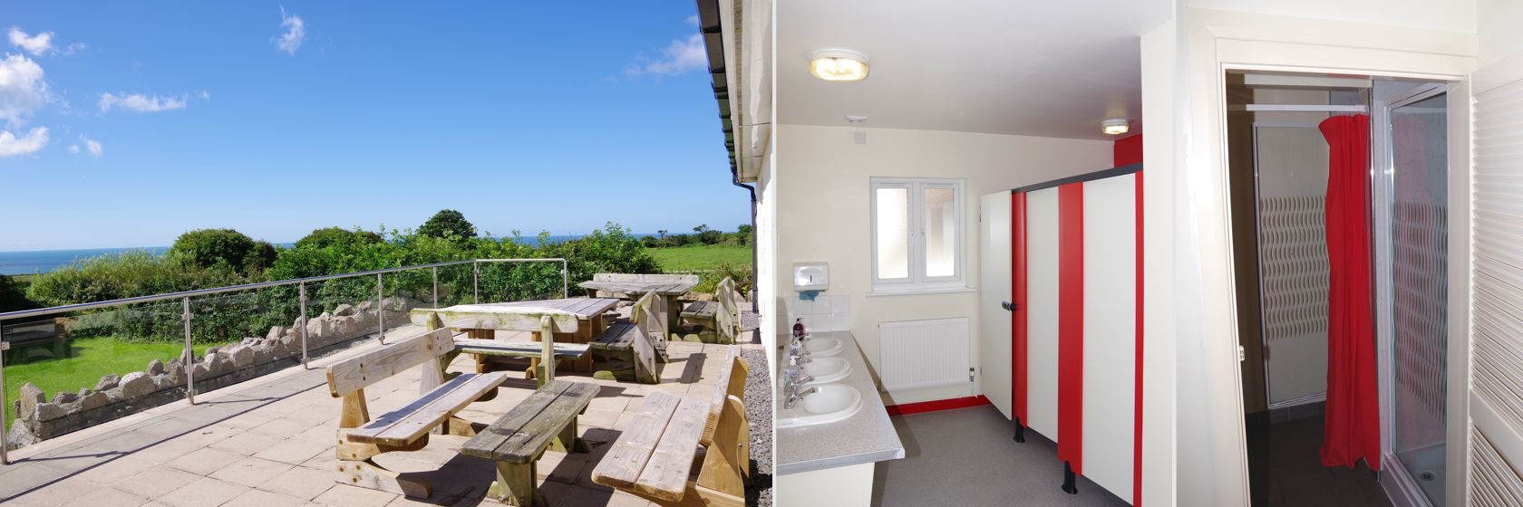Quality facilities for group accommodation