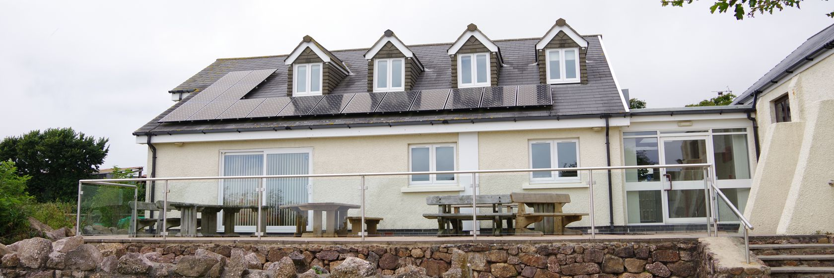 Rhossili Bunkhouse booking information